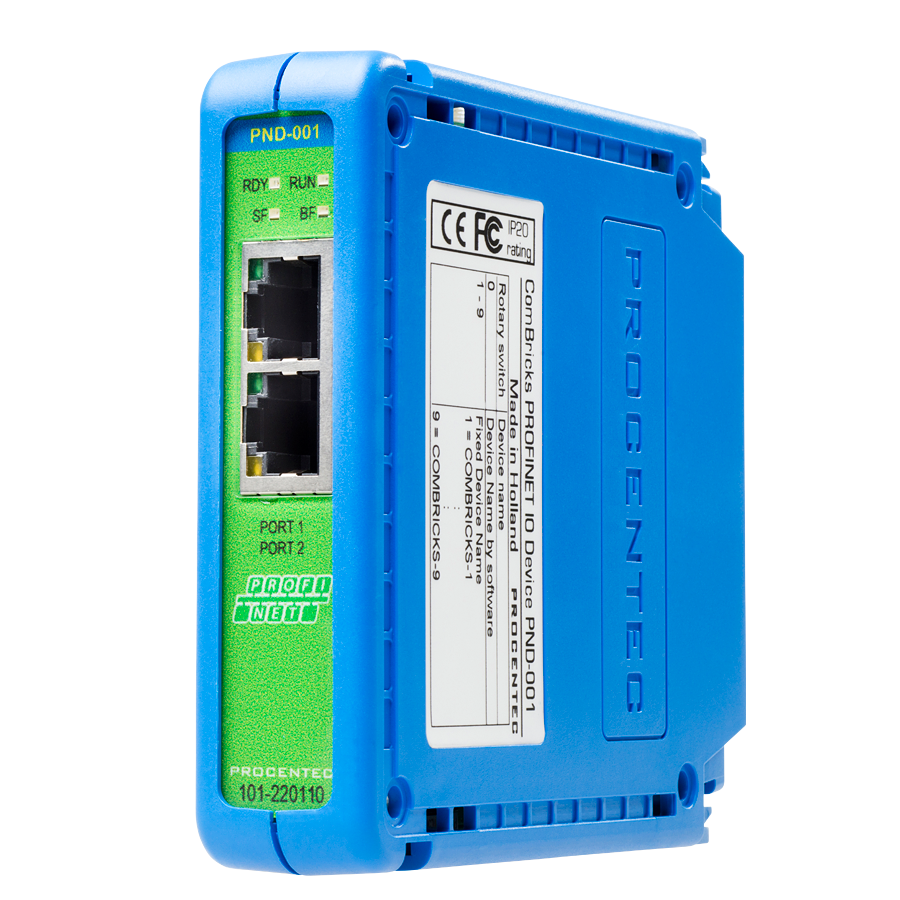 PROFINET IO Device - visual 2