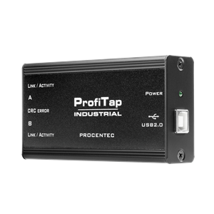 ProfiTap Industrial - PROFINET Monitoring Interface
