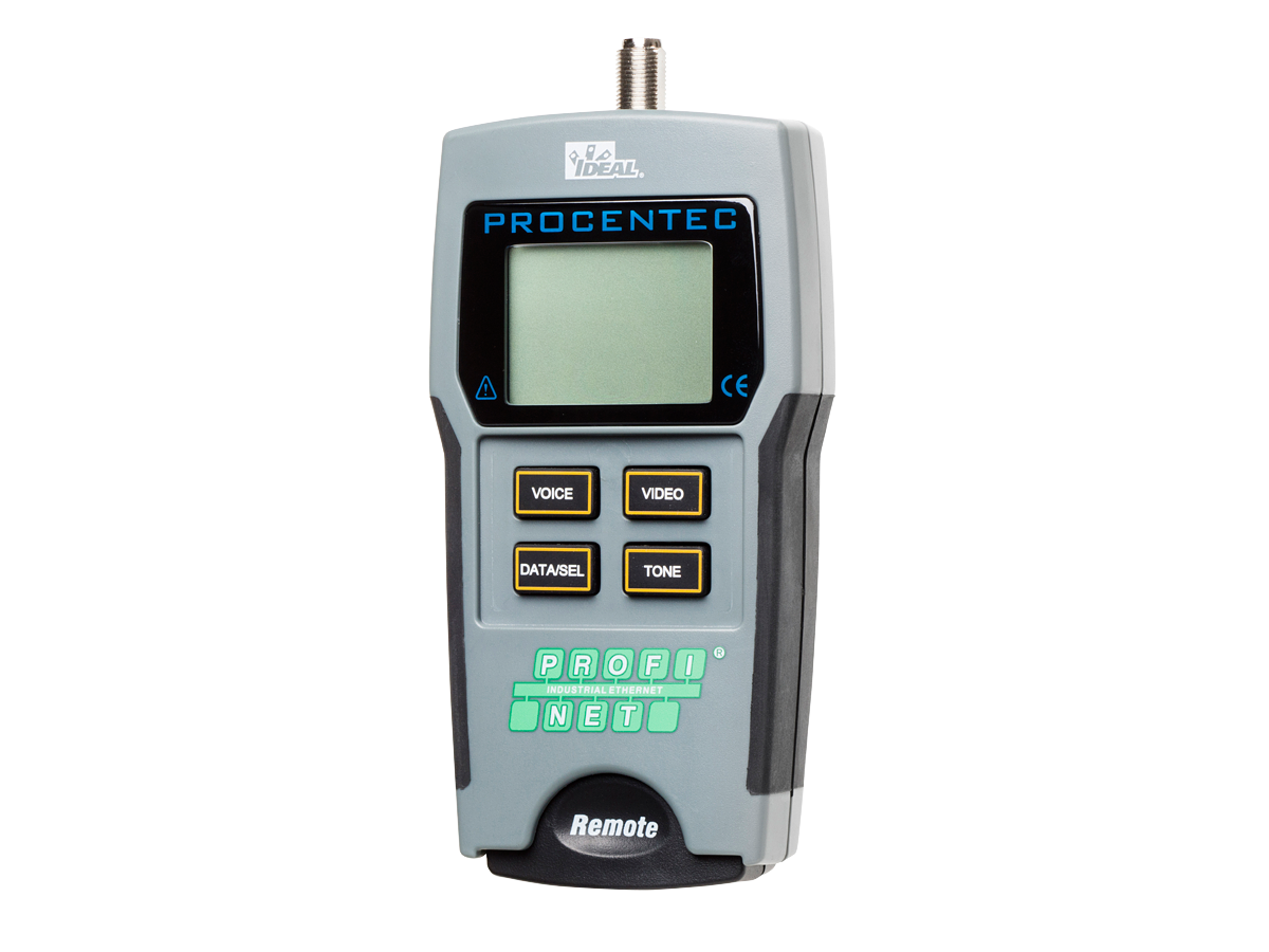 Handheld PROFINET Cable Tester