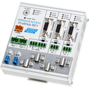 ProfiHub B2+ - 3 Segment redundant PROFIBUS DP Repeater
