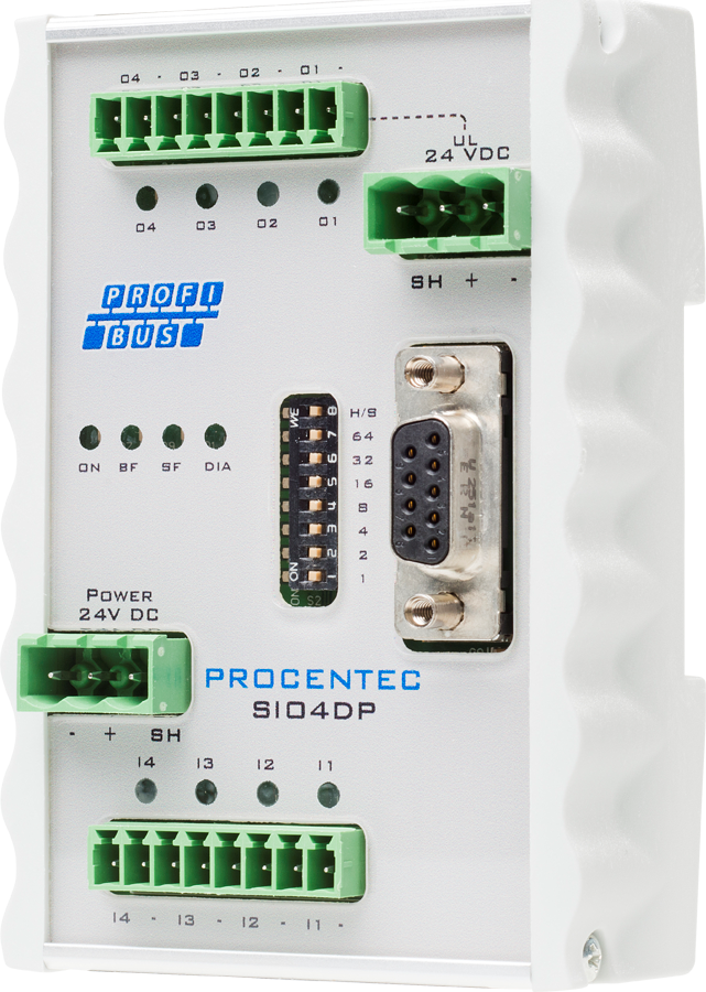 PROFIBUS DP Training Device - visual 1